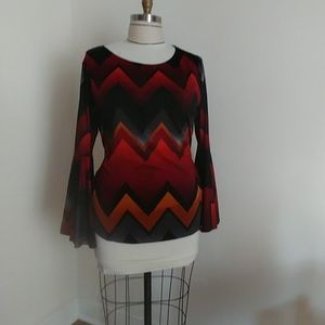Like new blouse plus size great condition